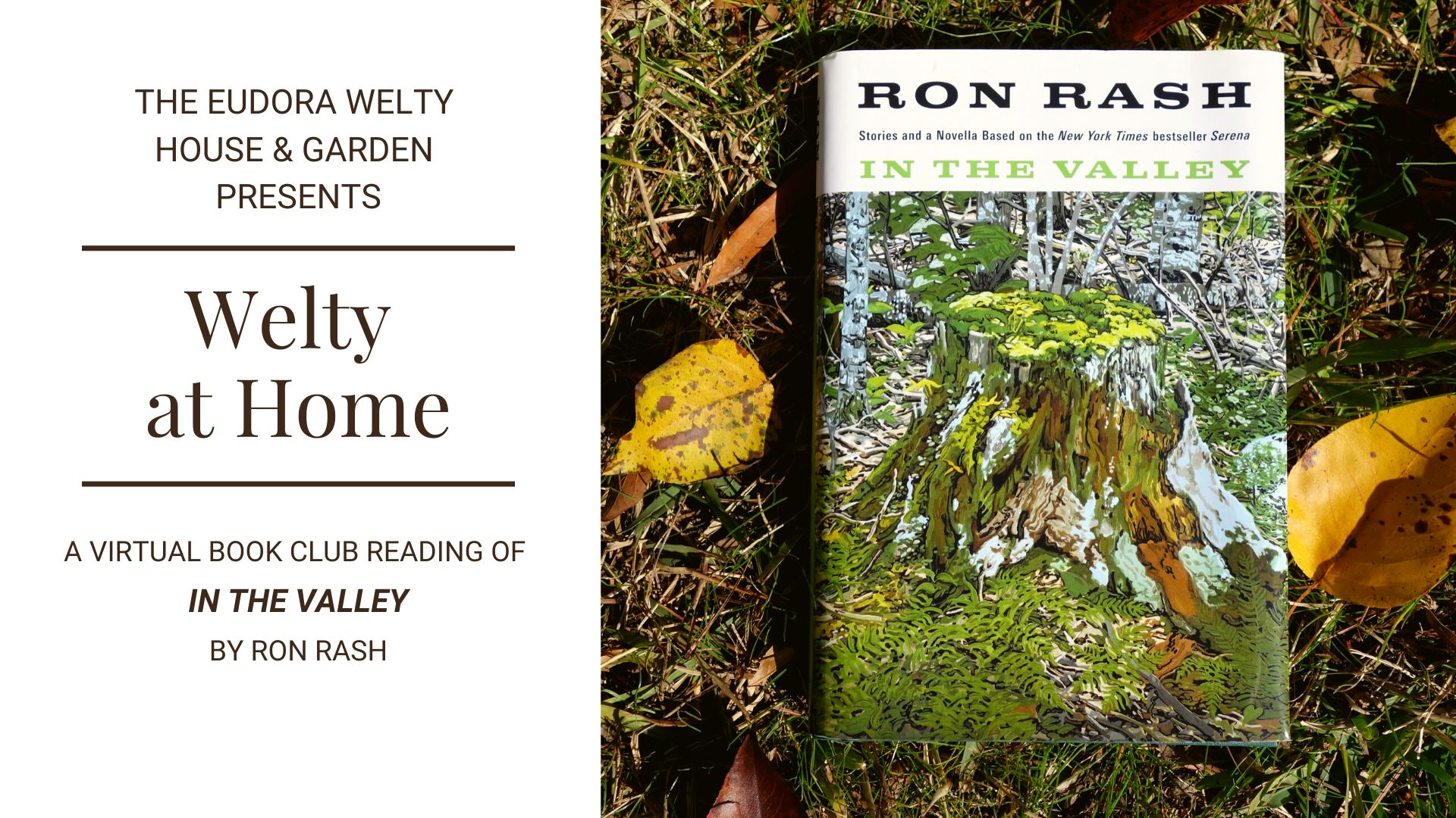 Image of Ron Rash's book In the Valley