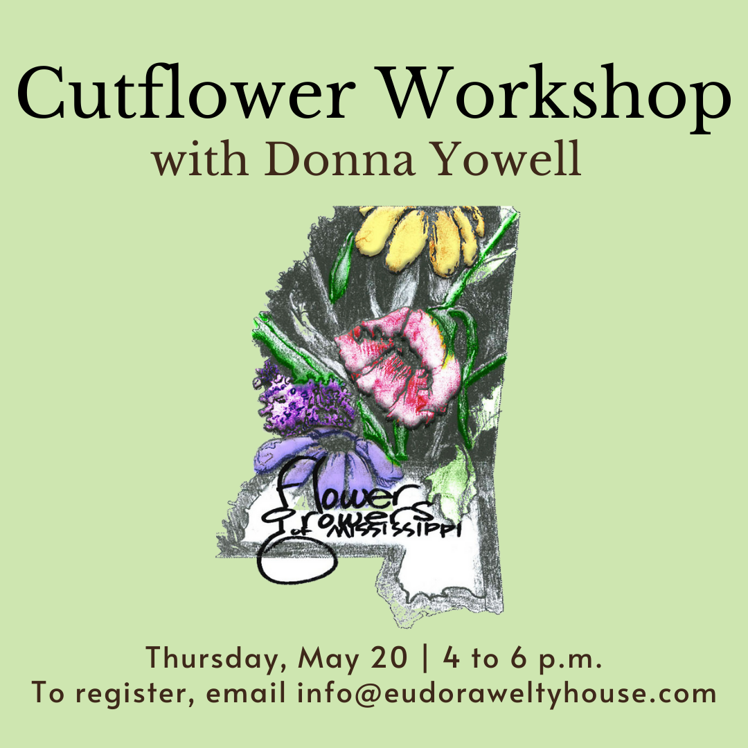 Cutflower Workshop with Donna Yowell